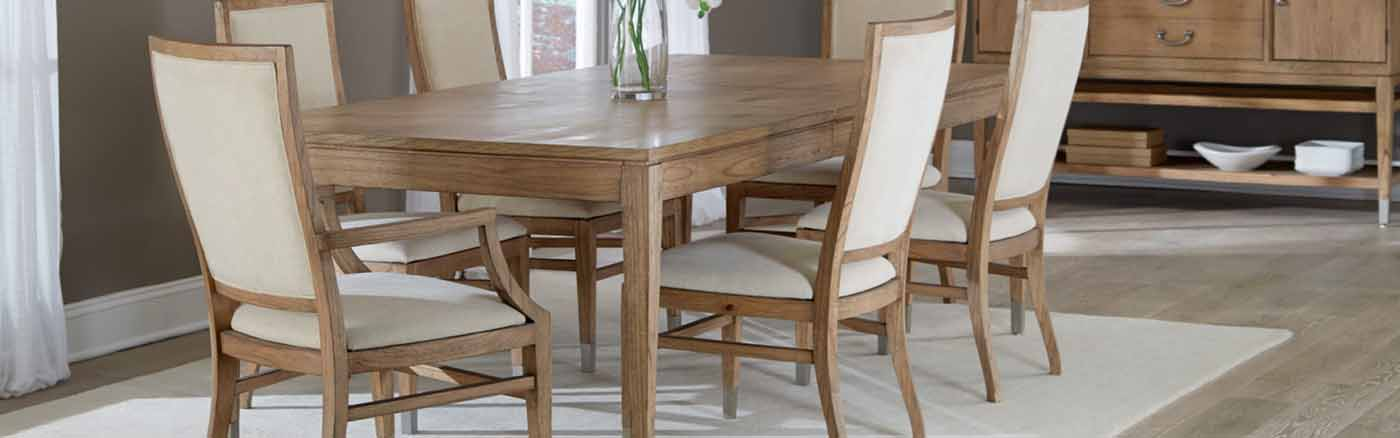 Picture of a Heckman Dining Room Table