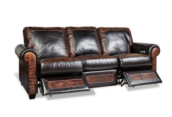 Picture of a Legacy Wyoming Motion Sofa