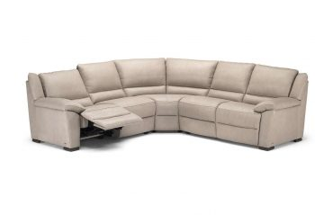 Picture of the Natuzzi Editions Giuseppe A319 Sectional