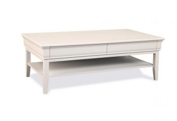 Picture of the Handstone Monticello Rectangle Coffee Table