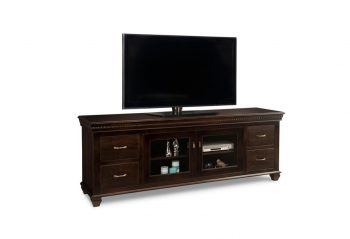 "Picture of a Handstone Provence 84""HDTV Cabinet"