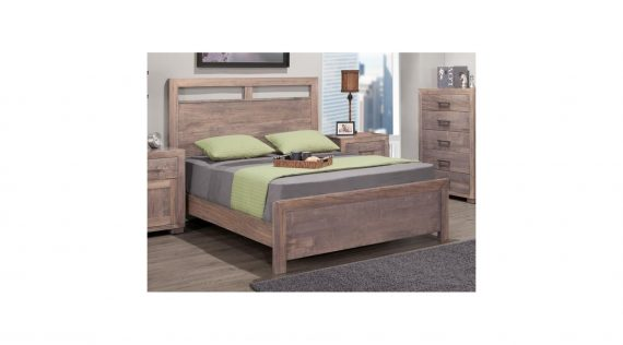 Picture of a Handstone Steel City Bed