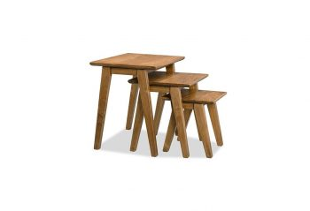 Picture of the Handstone Tribeca Nesting Table
