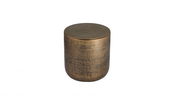 Picture of the LH Imports Regal Storage Side Table