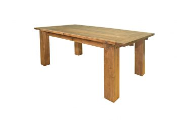 Picture of a Sahara Red River Dining Room Table