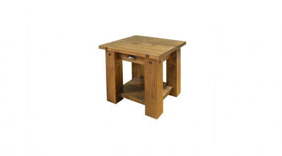 Picture of the Sahara Red River End Table