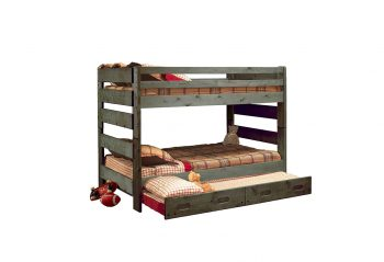 Trendwood Big Sky Full/Full Bunk Bed