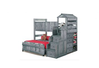 Picture of a Trendwood Fort Loft Bed