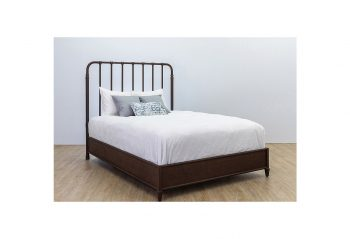 Picture of a Wesley Allen Aveah Bed