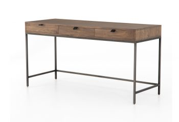 Picture of a Four Hands Trey Modular Writing Desk