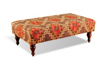 Picture of a Legacy Exton Ottoman