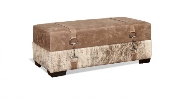 Picture of a Legacy Miller Ottoman