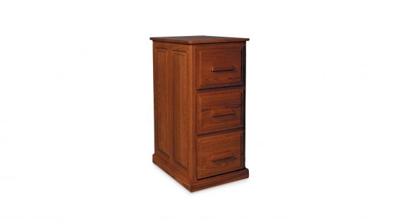 Picture of a Simply Amish File Cabinet