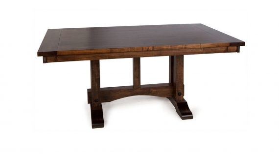 Picture of a Woodworks Hartley Bay Trestle Table