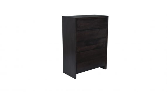 Picture of a Woodworks Hyde Park 5 Drawer Chest