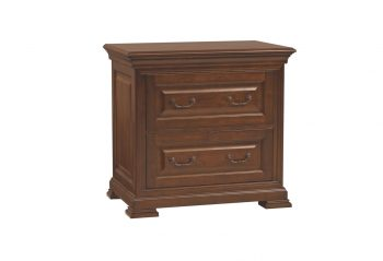 "Picture of a Winners Only Classic Cherry 36"" Two-Drawer Lateral"